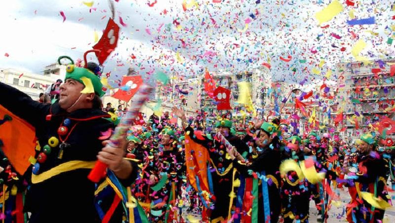 Carnaval (Karnavali) na Grécia