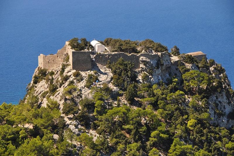 Castelo de Monolithos