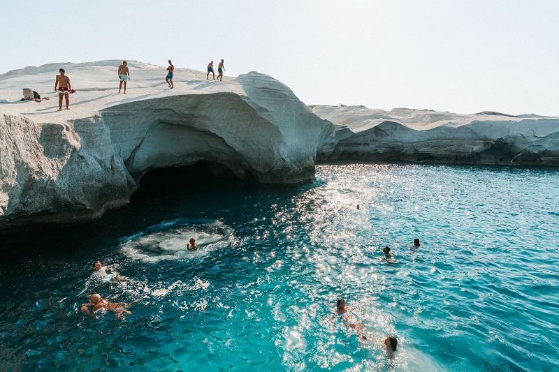 Mar da Grécia