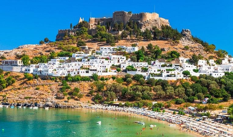 O que fazer em Rodes na Grécia