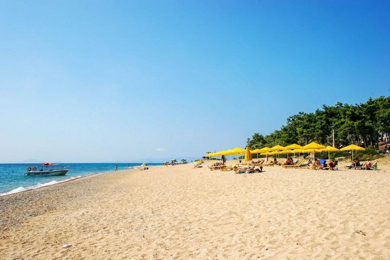 Skala Beach, em Cefalônia