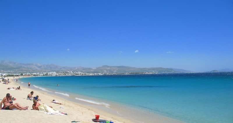 Praia Agios Prokopios