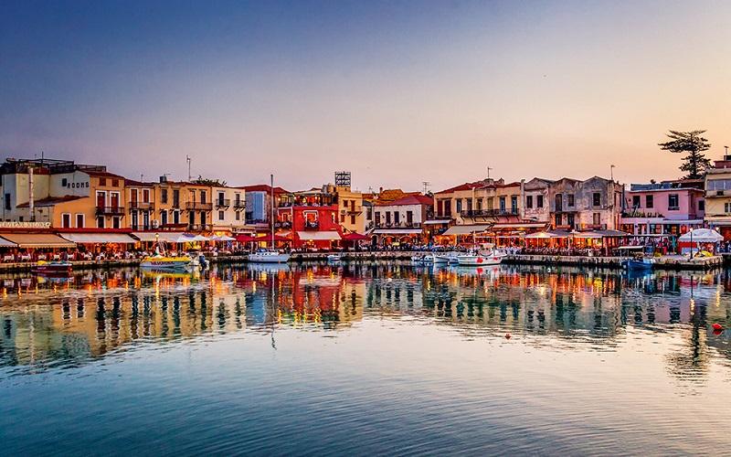 Região de Rethymno em Creta