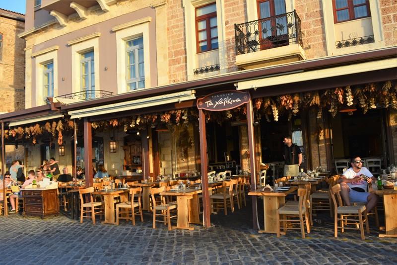 Restaurante Ta Chalkina - Chania