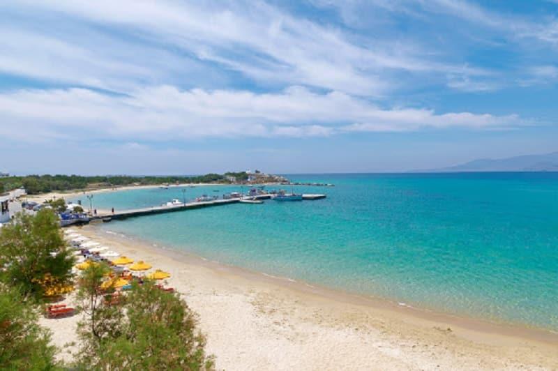 Praia Agia Anna