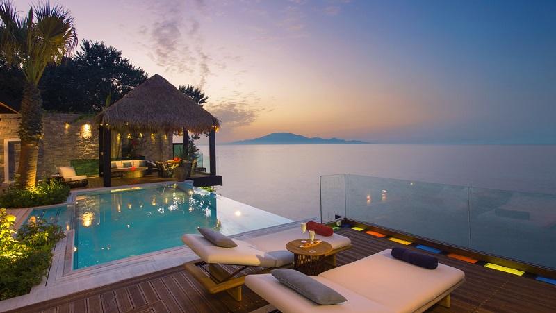 Hotéis mais luxuosos da Grécia