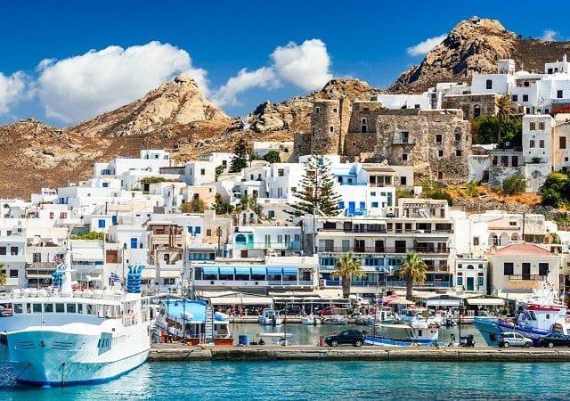 O que fazer em Naxos