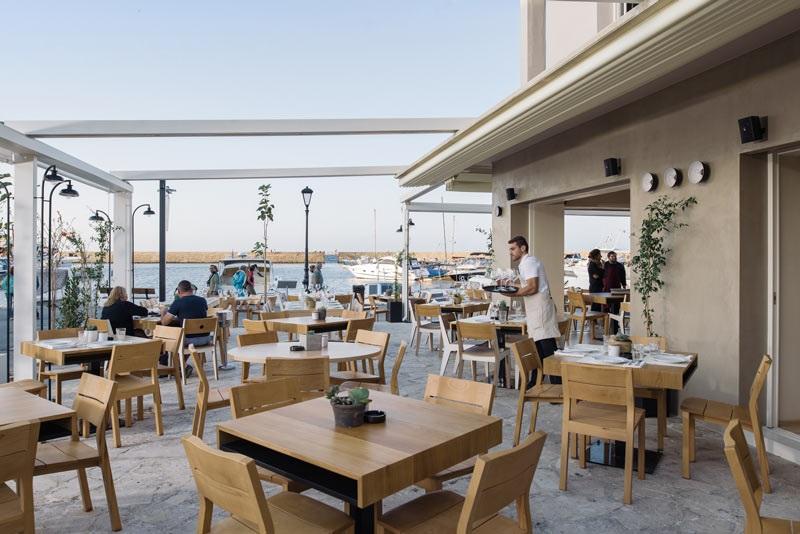 Restaurante Salis - Chania