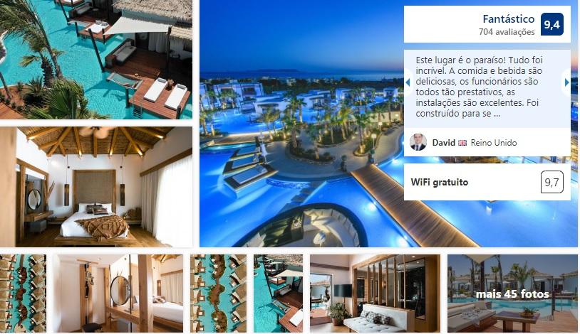 Stella Island Luxury Resort & Spa - Ilha de Creta