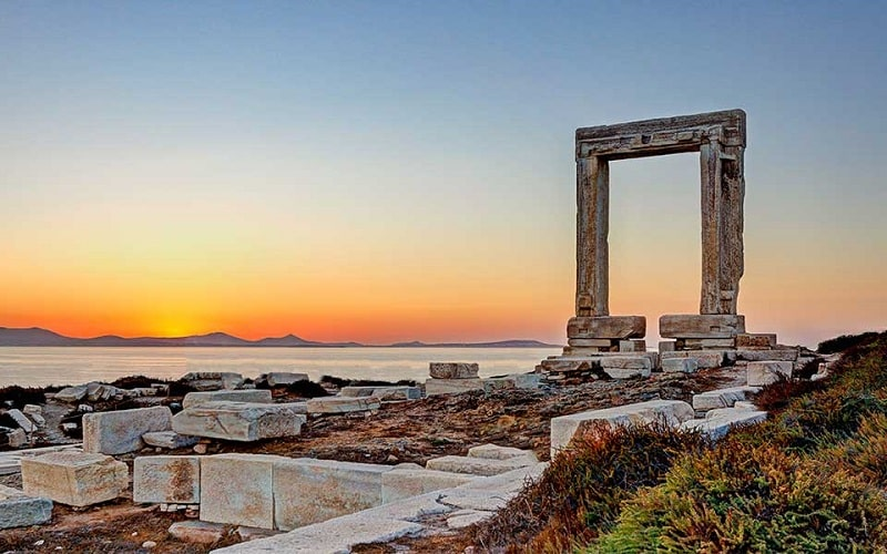 Templo de Apollo (Portara)