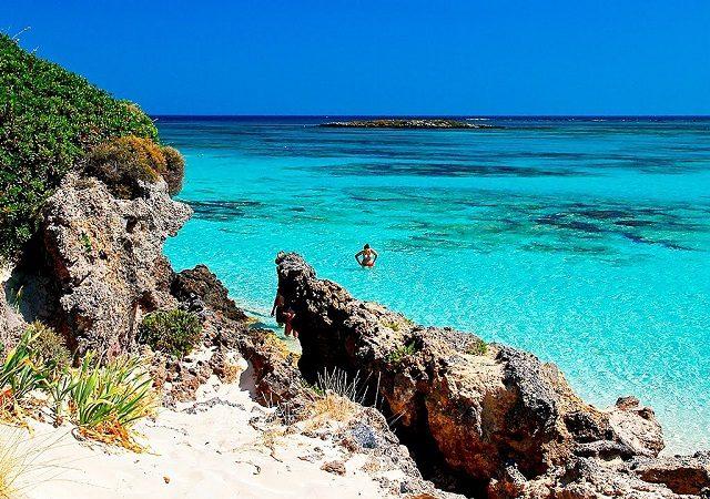 Melhores praias de Creta