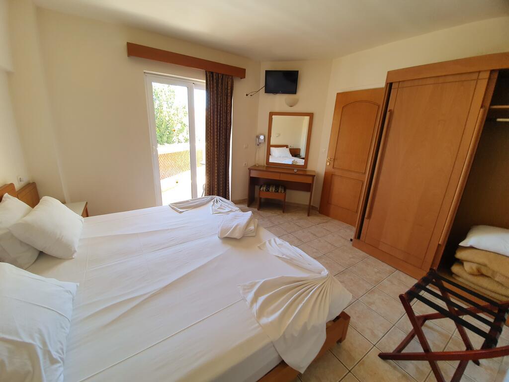 Quarto do Coral Beach Hotel em Creta