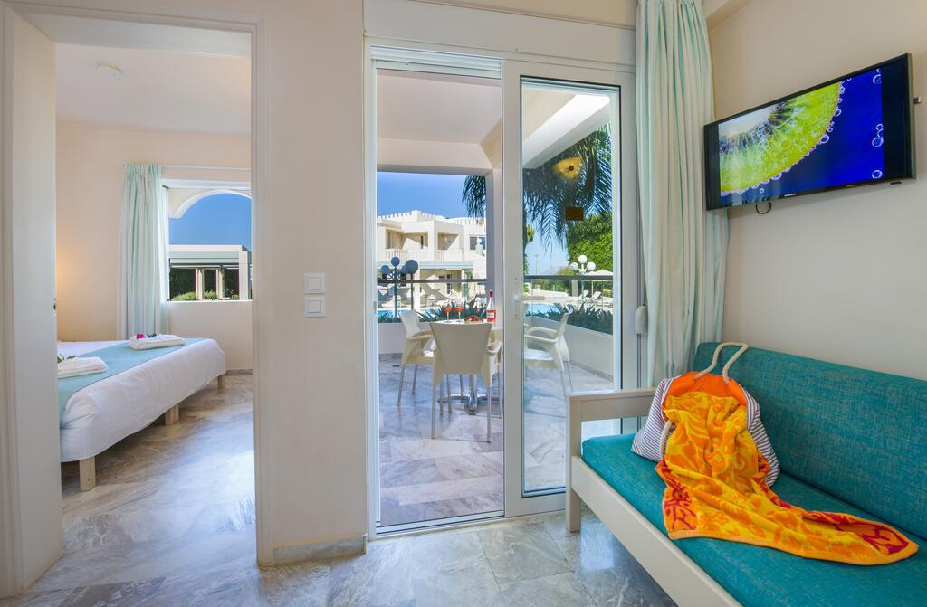 Quarto do Kedrissos Hotel em Creta