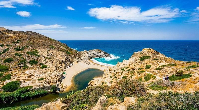 Ilhas mais vazias e menos turísticas da Grécia