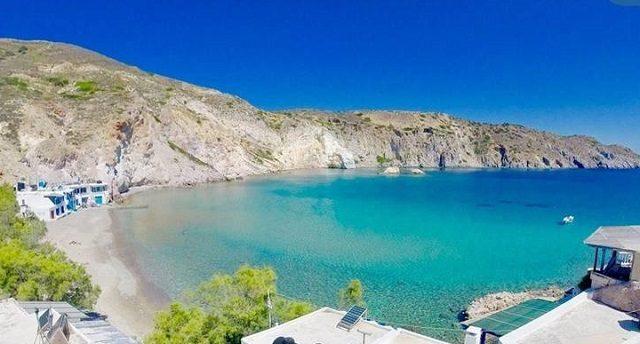 Melhores praias de Milos