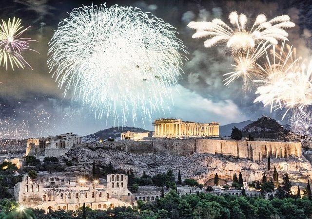 Feriados na Grécia em 2021