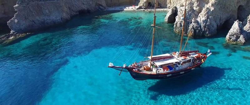 Mar de Milos