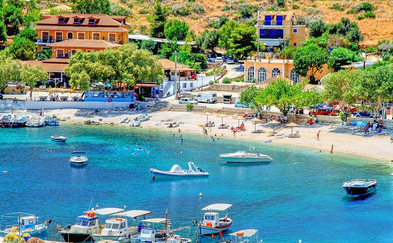 Agios Nikolaos, em Zakynthos