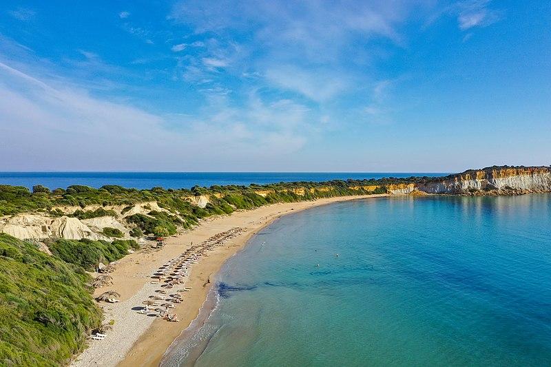 Gerakas Beach: Melhores praias de Zakynthos