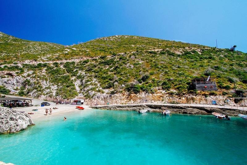Porto Vromi: Melhores praias de Zakynthos