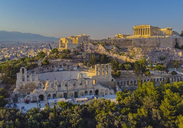 Visita ao Partenon, Acrópole e museu de Atenas
