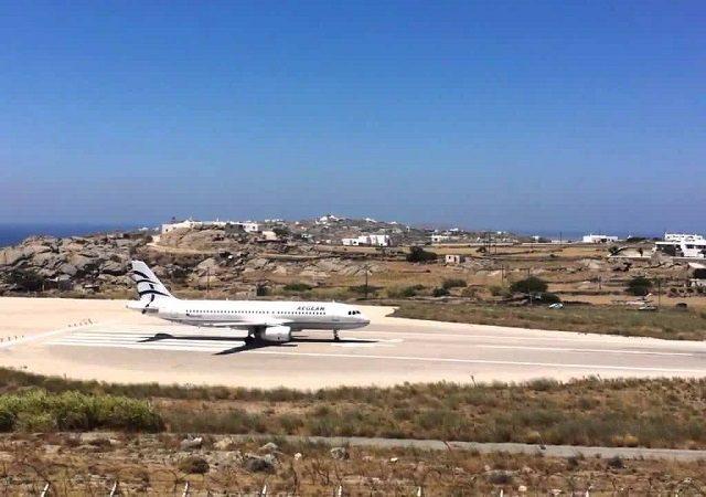 Aeroporto Internacional de Mykonos