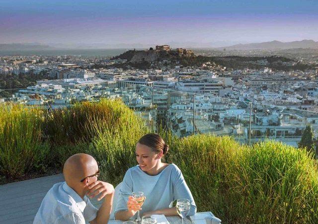 Que língua se fala em Atenas?