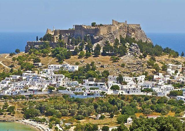 Passeios em Rodes na Grécia