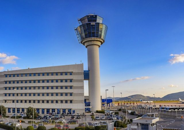 Aeroporto Internacional de Atenas
